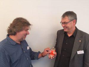Ludger Urbic, Herr Erdmann und Stephan Buttgereit2