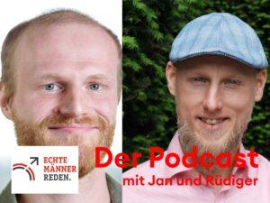 """Jan Mokros und Rüdiger Jähne vom Beratungsnetzwerk """"Echte Männer reden"""""""