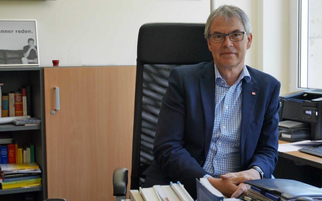 SKM-Gewaltschutzräume für Männer: Interview mit Stephan Buttgereit