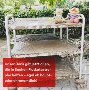 Flutkatastrophe in Ahrweiler, Foto: Helmut Flötotto