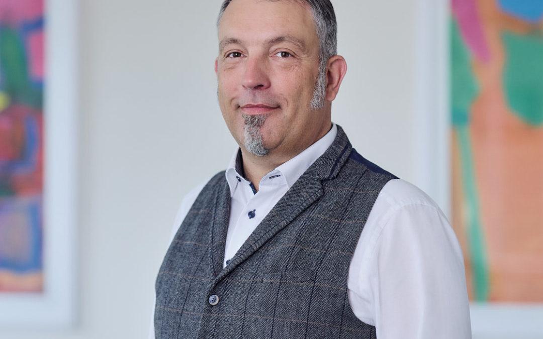 Georg Münich neuer BAG IDA-Geschäftsführer