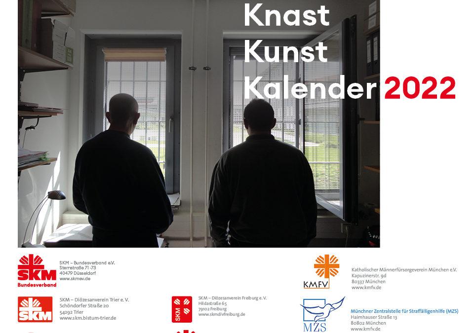 Kunst Knast Kalender 2022