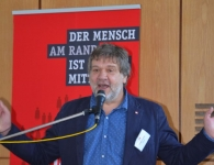 SKM-Bundesvorsitzender Ludger Urbic (Duisburg/Bistum Münster)